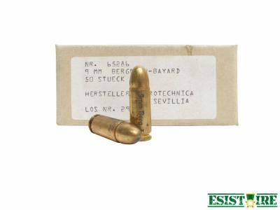 Quantite De Munition Cat B