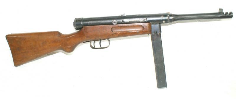 Maschinenpistole MP 41 MP42-2
