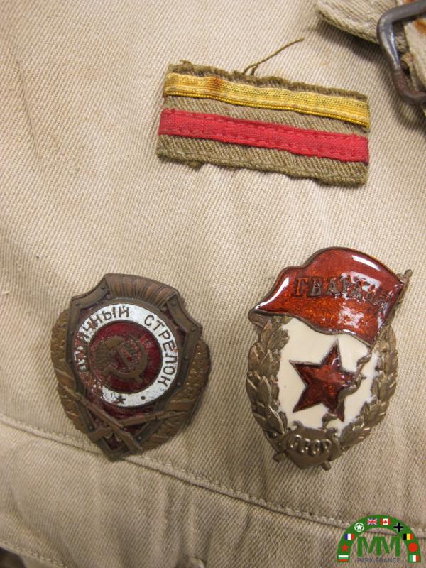 tenue fusilier marin